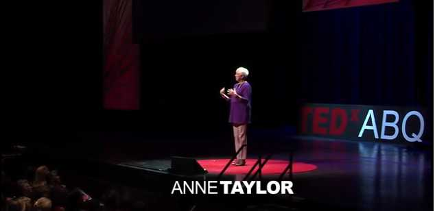 Anne Taylor at TedXAbq